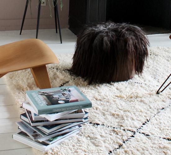 berber carpets beni ouarain