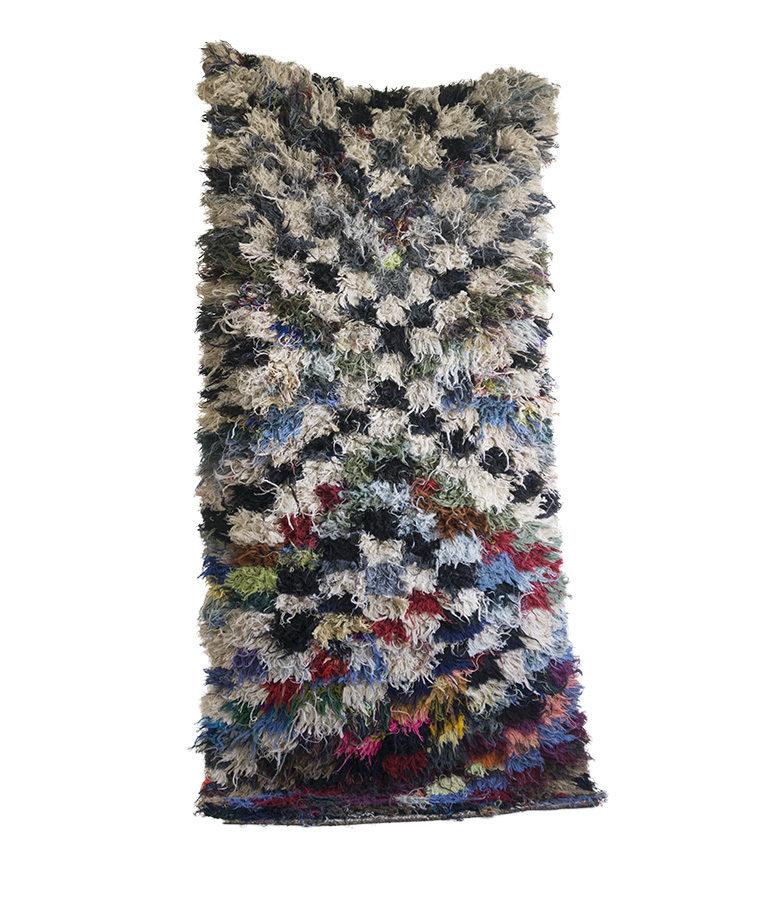 Boucherouite Carpet Lost Love
