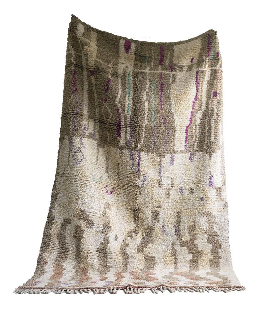 Boujad berber carpet