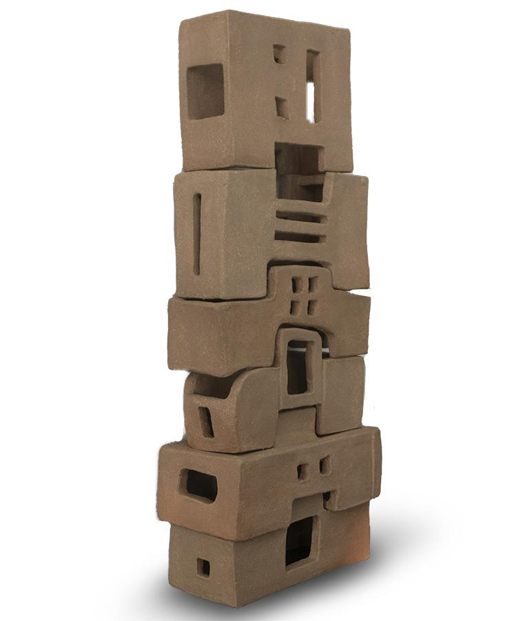 sculpture totem