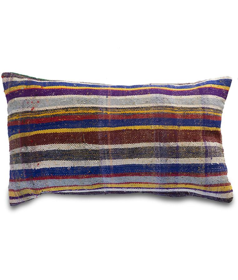 vintage berber cushion